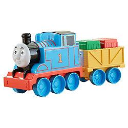 Первый паровозик малыша, Томас и его друзья