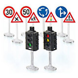 SIKU 5597 SIKU WORLD Набор Светофоры и дорожные знаки