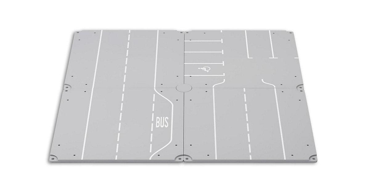World 5599 Parkplatz + Geraden mit Aufkleberbogen
