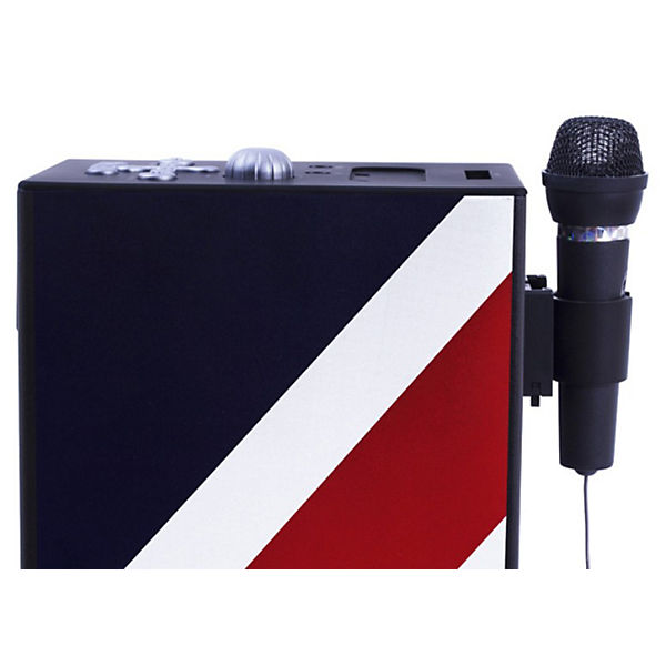 musikanlage sound tower tw5 union jack bigben mytoys. Black Bedroom Furniture Sets. Home Design Ideas