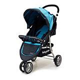 Прогулочная коляска Baby Care Jogger Lite, голубой
