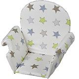 Sitzverkleinerer de Luxe für Hochstühle, Folie, Sterne