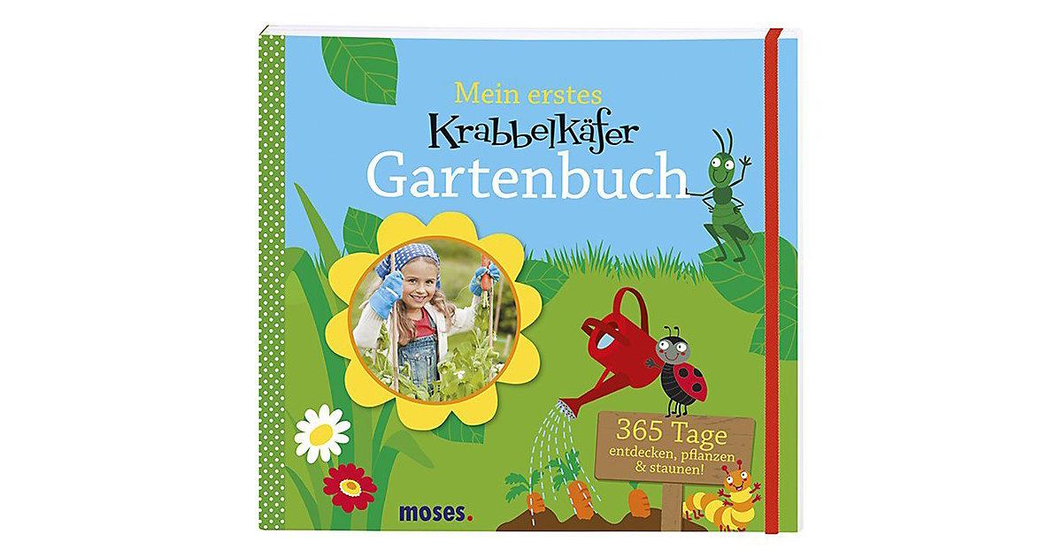 Buch - Krabbelkäfer Gartenbuch