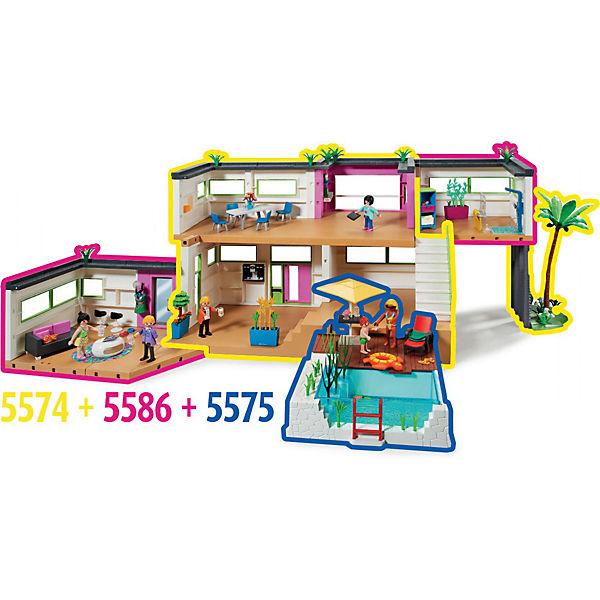 PLAYMOBIL 5586 Особняки: Номер для гостей
