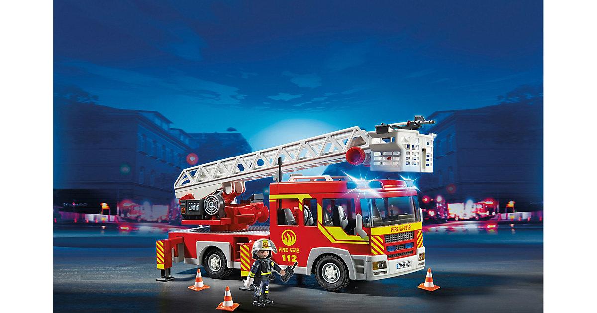 5362 Feuerwehr-Leiterfahrzeug mit Licht und Sound