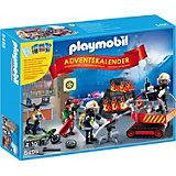 PLAYMOBIL® 5495 Adventskalender Feuerwehreinsatz