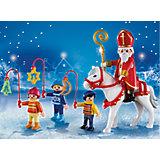 PLAYMOBIL® 5593 St. Nikolaus mit Laternenzug