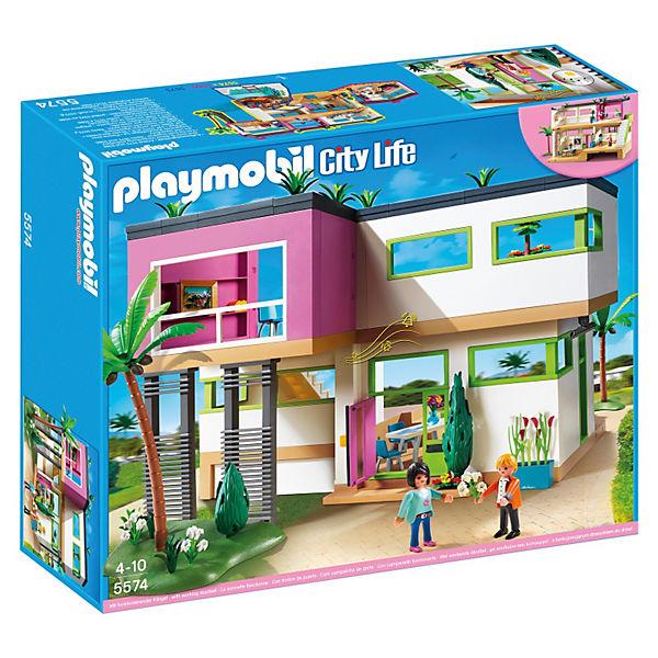 PLAYMOBIL 5574 Особняки: Современный роскошный особняк