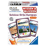 tiptoi® Wissen & Quizzen: Orte Europas (ohne Stift)
