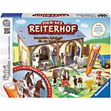 tiptoi® Tier-Set Reiterhof (ohne Stift)