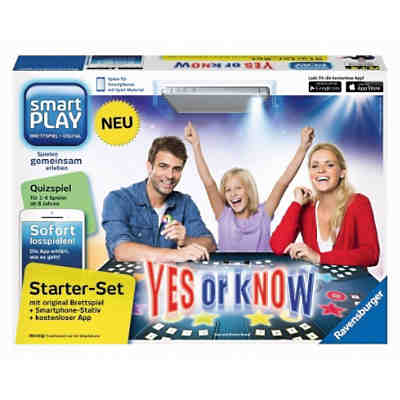 smartPLAY Starterset Yes or kNOw