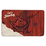 Schmutzfangmatte Capt`n Sharky, 50 x 80 cm