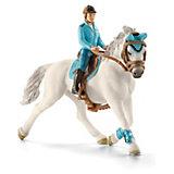 Schleich Pferde: 42111 Turnierreiterin