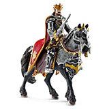Schleich Ritter: 70115 Drachenritter König zu Pferd