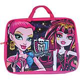 Сумка А4 (розовая), Monster High, CENTRUM