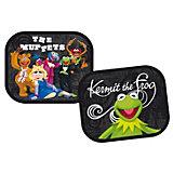Sonnenschutz für Seitenscheibe, Die Muppet Show, 2er Pack