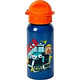 Trinkflasche Bob der Baumeister Alu Rollo
