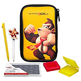 3DS XL Essentinal Donkey Kong Pack (kompatibel mit NEW 3DS / NEW 3DS XL)