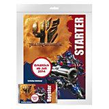 Transformers Sammelkarten Starterpack