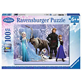 Puzzle Disney Die Eiskönigin: Im Reich der Eiskönigin 100 Teile