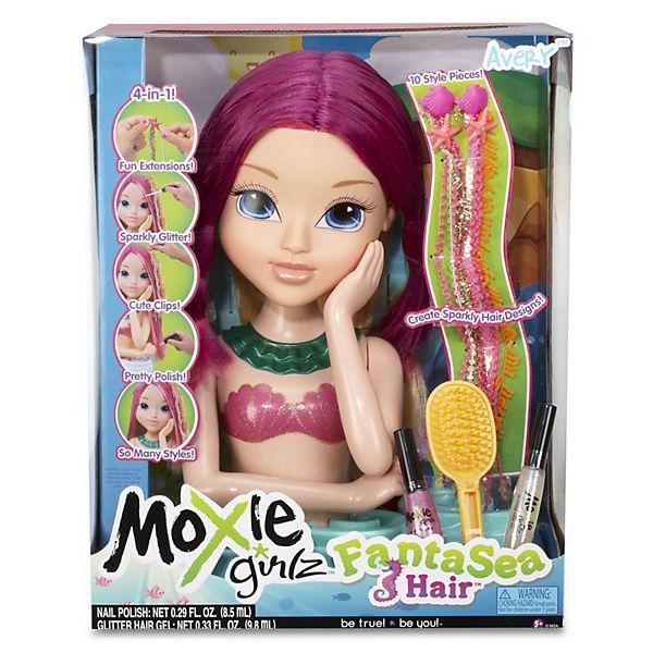 "Торс куклы Эйвери ""Морские красавицы"", Moxie"