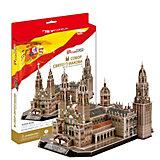"""Пазл 3D """"Собор Святого Иакова (Испания)"""", CubicFun"""