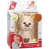 Развивающая игрушка Медвежонок Габэн, Vulli