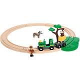 Safari Railway Set