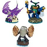 Skylanders Swap Force Triple Pack F (Dune Bug, Phantom Cynder, Knock Out Terrafin)