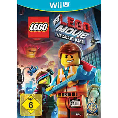 Wii U LEGO The Movie