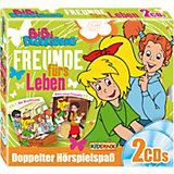 CD Bibi Blocksberg Freunde Box (Folge 10+74)