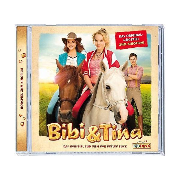 cd bibi  tina  original hörspiel zum film bibi und tina