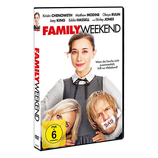 DVD Family Weekend