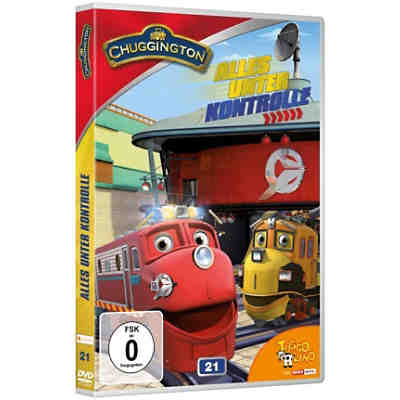 DVD Chuggington - Vol. 21