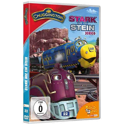 DVD Chuggington - Vol. 22