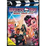 DVD Monster High - Licht aus, Grusel an!