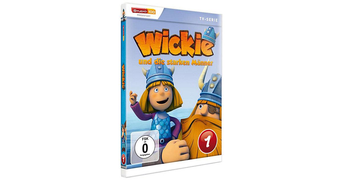 DVD Wickie und die starken Männer 01