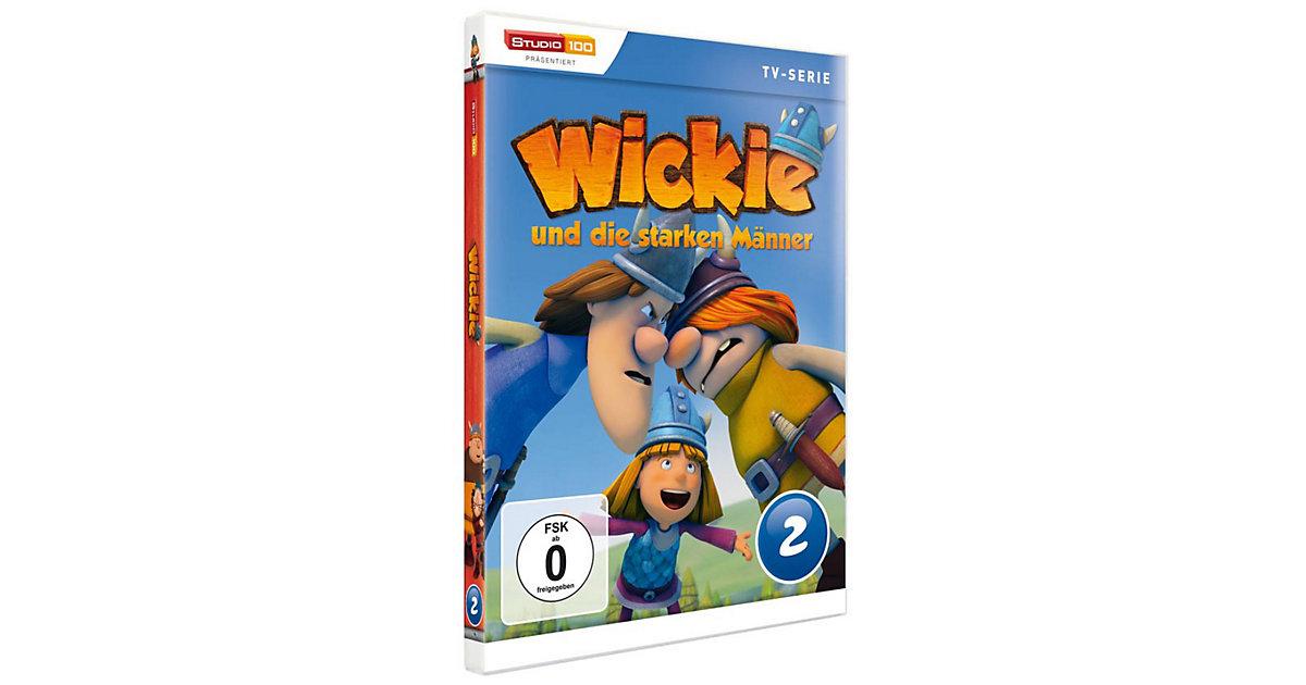 DVD Wickie und die starken Männer 02