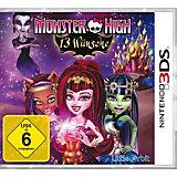 3DS Monster High: 13 Wünsche