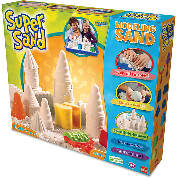 Super Sand Spielsand - Giant Play Set
