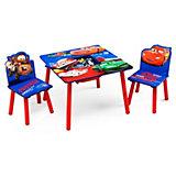 Kindersitzgruppe 3-tlg., Cars