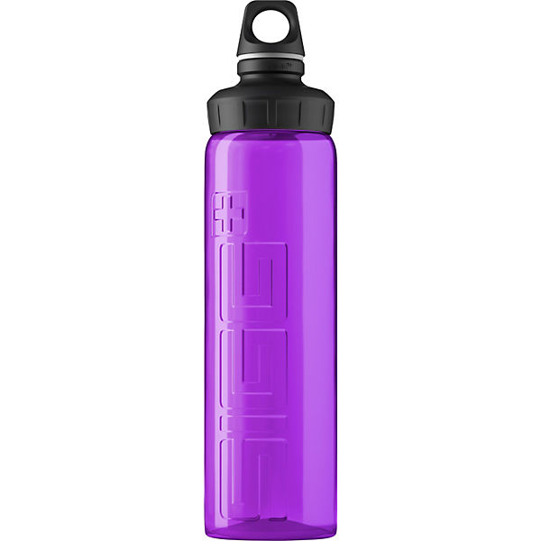 Trinkflasche VIVA Purple transparent, 750 ml