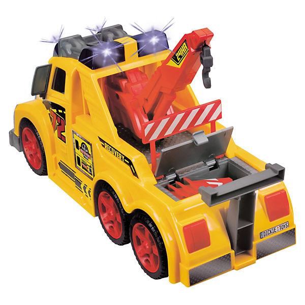 Quot tow truck abschlepp lkw mit licht und sound cm