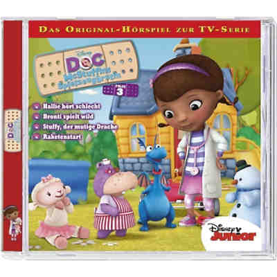 CD Disney Doc McStuffins 03