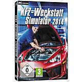 PC Kfz-Werkstatt Simulator 2014
