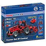 """Fischertechnik ADVANCED """"Tractor Set IR Control"""" - Traktor Set mit Fernsteuerung"""
