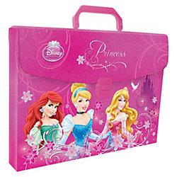Пластиковая папка-чемодан, Принцессы Дисней