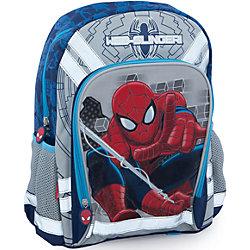 Школьный рюкзак, Человек-Паук
