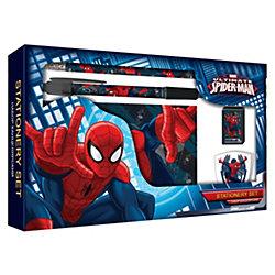 Набор канцелярский в подарочной коробке, Человек-Паук