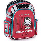 Ортопедический рюкзак с EVA-спинкой, Hello Kitty